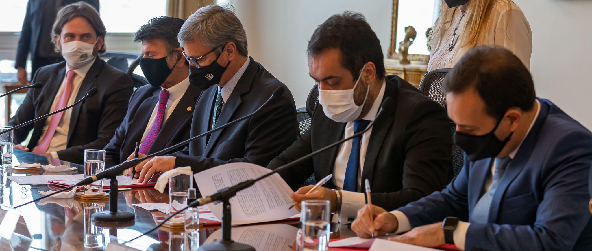TJRJ assina protocolo para construção do novo fórum da Comarca de Miguel Pereira