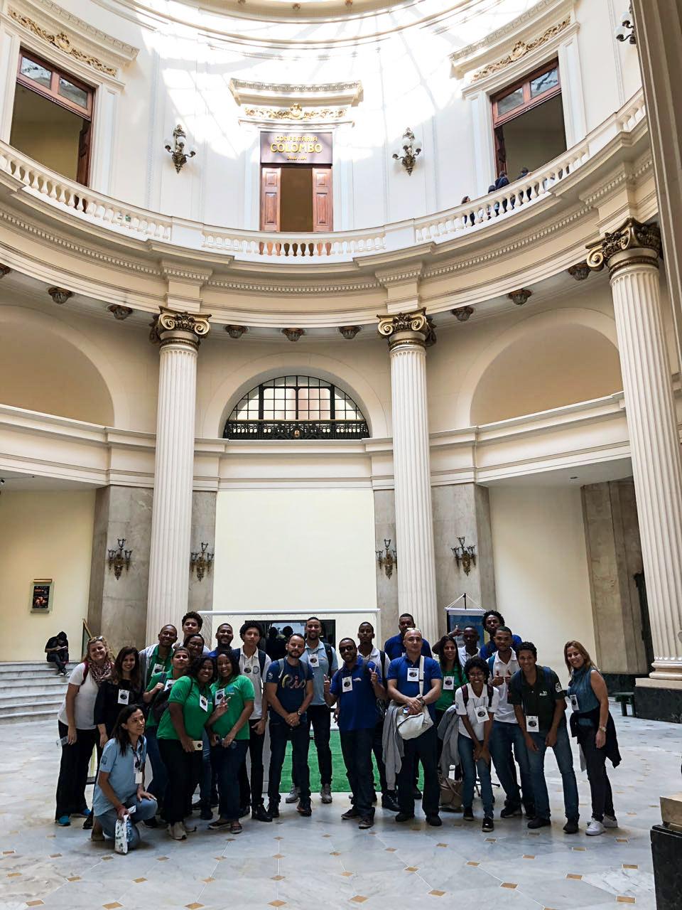 Circuito Rio Antigo : Tjrj promove 5º circuito cultural u2013 rio antigo tribunal de justiça