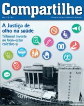Publicação interna do Tribunal de Justiça do Estado do Rio de Janeiro, editada no período de 2015 a 2016, responsável por difundir as mais importantes ações institucionais, jurídicas e culturais realizadas pelo TJRJ.