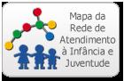 Mapa da Rede de Atendimento à Infância e Juventude