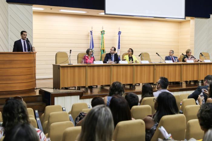 O juiz Sérgio Luiz, presidente da Cevij, afirmou que o preconceito contra as mulheres é um empecilho para o encaminhamento legal