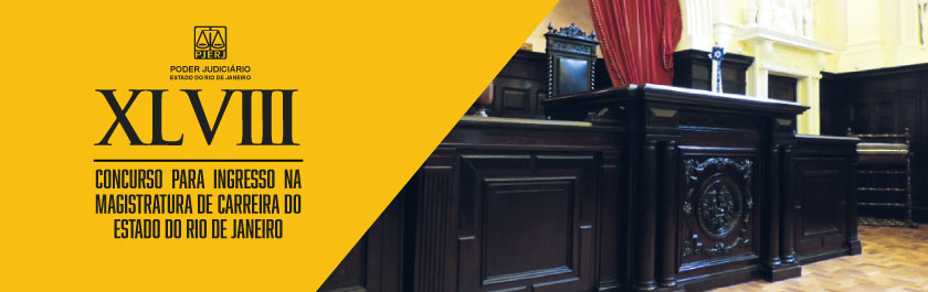 Publicação do Edital de Abertura do XLVIII Concurso para ingresso na Magistratura de Carreira