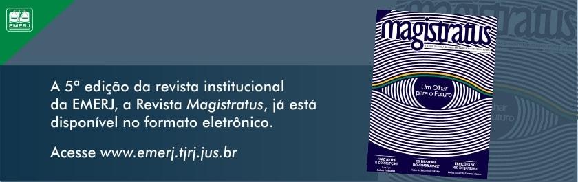 Revista Magistratus – 5ª edição