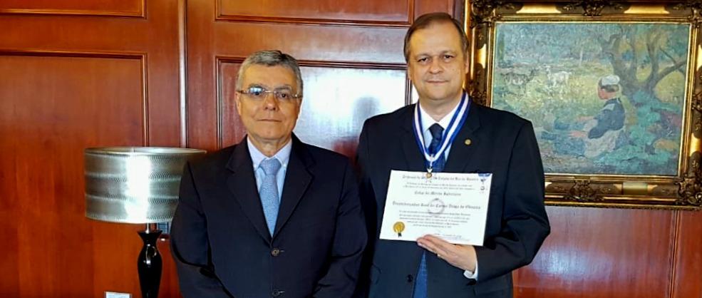Desembargador José do Carmo Veiga de Oliveira ingressou na magistratura em 1989 e atuou na Câmara Cível a partir de 2011