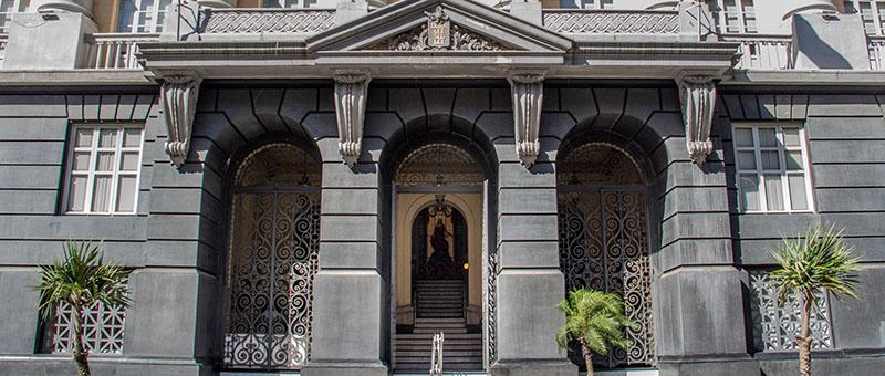 O curso será realizado no Antigo Palácio da Justiça