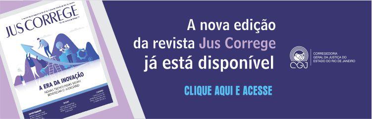 Banner da Revista Jus Correge nº21