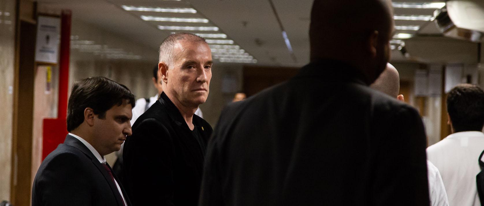 Eike, que responde a processo em São Paulo,  foi ouvido na 51ª Vara Cível do Rio