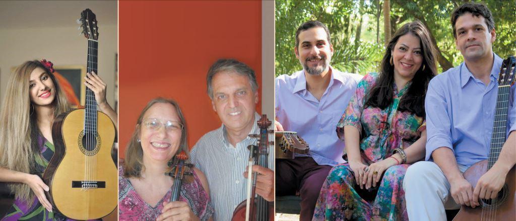 Delaram Panahi, Duo Mattos-Lerch e o grupo (In) Versos