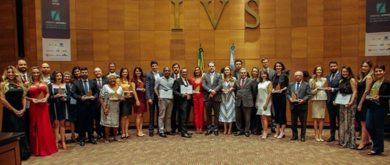Vencedores da 7ª edição do Prêmio Patrícia Acioli (Foto Marcelo Régua)