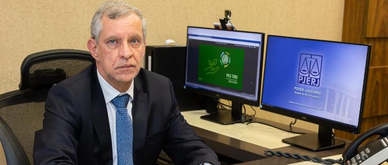 O presidente da Comissão de Políticas Institucionais para Promoção da Sustentabilidade (Cosus), desembargador Heleno Ribeiro Pereira Nunes, afirma que o Tribunal está se preparando para uma nova ordem mundial de respeito integral à natureza e à sociedade
