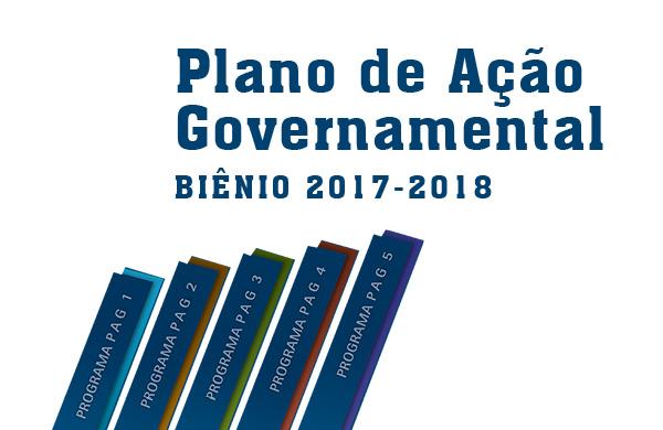 Plano de Ação Governamental (PAG)