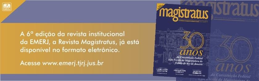 Revista Magistratus – 6ª edição